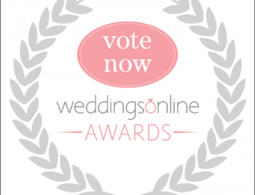 Weddings Online Awards and a website face-lift
